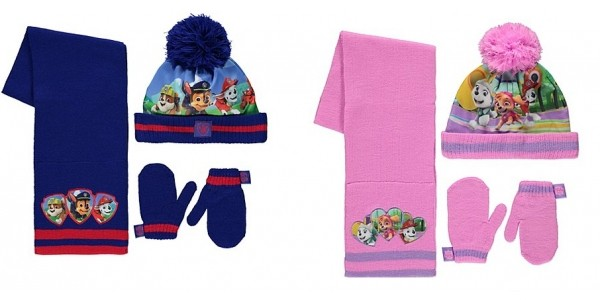 Character Hat, Glove & Scarf Sets £9 Each @ Asda George
