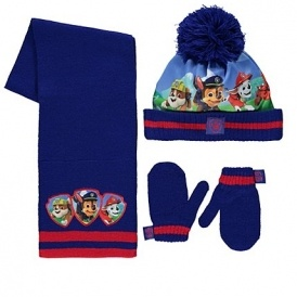 Character Hat, Glove & Scarf Sets £9