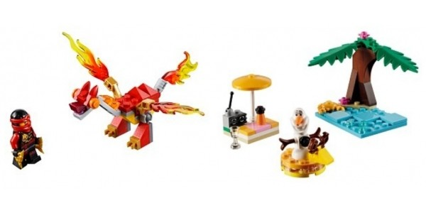 FREE Lego 15th, 16th & 22nd October With The Daily Mail