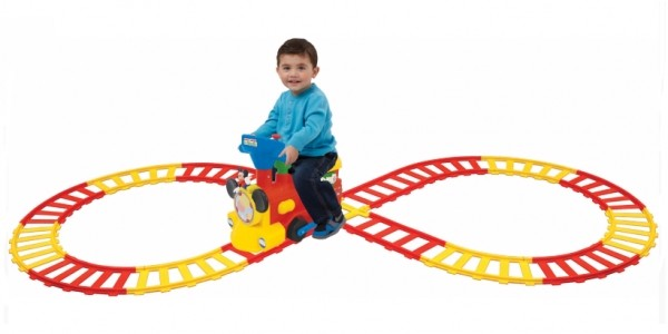 2-in-1 Battery-Powered Mickey Mouse Activity Choo Choo Train £50 @ Asda George