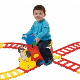 2-in-1 Powered Mickey Train £50