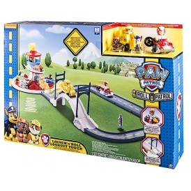 Paw Patrol Launch 'n' Roll Lookout Tower