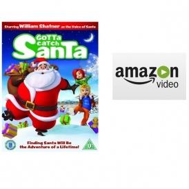 Gotta Catch Santa DVD £1.15