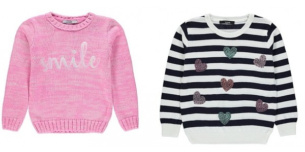 Introductory Prices On Selected Knitwear @ Asda George