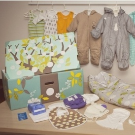 Free Baby Boxes Coming To Scotland