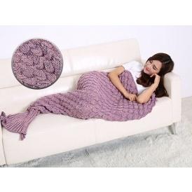 Adult Mermaid Tail Blankets £15.99 (+ Del)