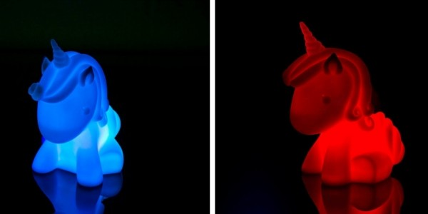 Colour Changing Unicorn Mood Light £6.99 Delivered @ eBay: The Hut Group