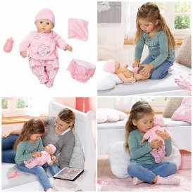 Baby Annabell I Care For You Doll £23.74
