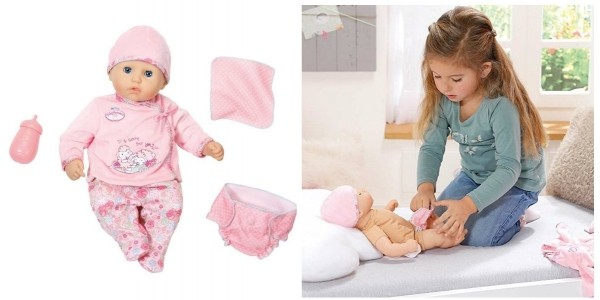 My First Baby Annabell I Care For You Doll £23.74 @ Tesco Direct