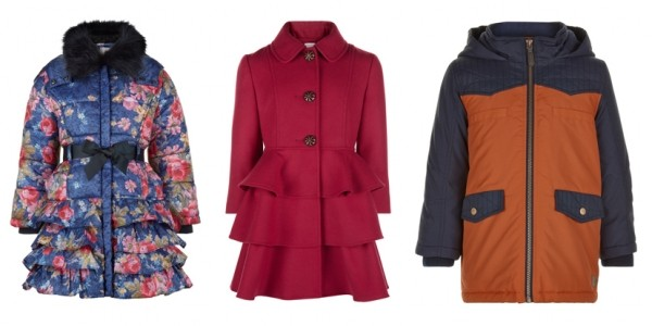 Up To 30% Off Ladies & Children's Coats & Jackets @ Monsoon