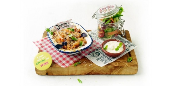 Kids Eat Free For Half Term @ Jamie's Italian Restaurants
