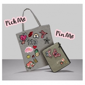 Personalise Your Own Bag @ Accessorize