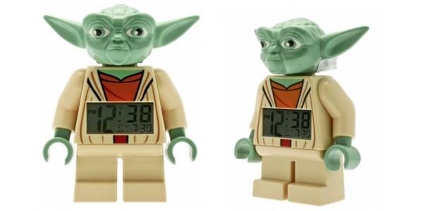 LEGO Star Wars Yoda Alarm Clock £9.99 @ Argos