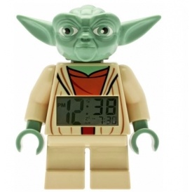 LEGO Star Wars Yoda Alarm Clock £9.99