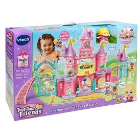 Toot-Toot Friends Enchanted Princess Palace