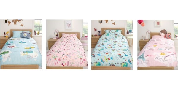 Baby and Children's Bedding Sets From £8.98 @ Mamas & Papas
