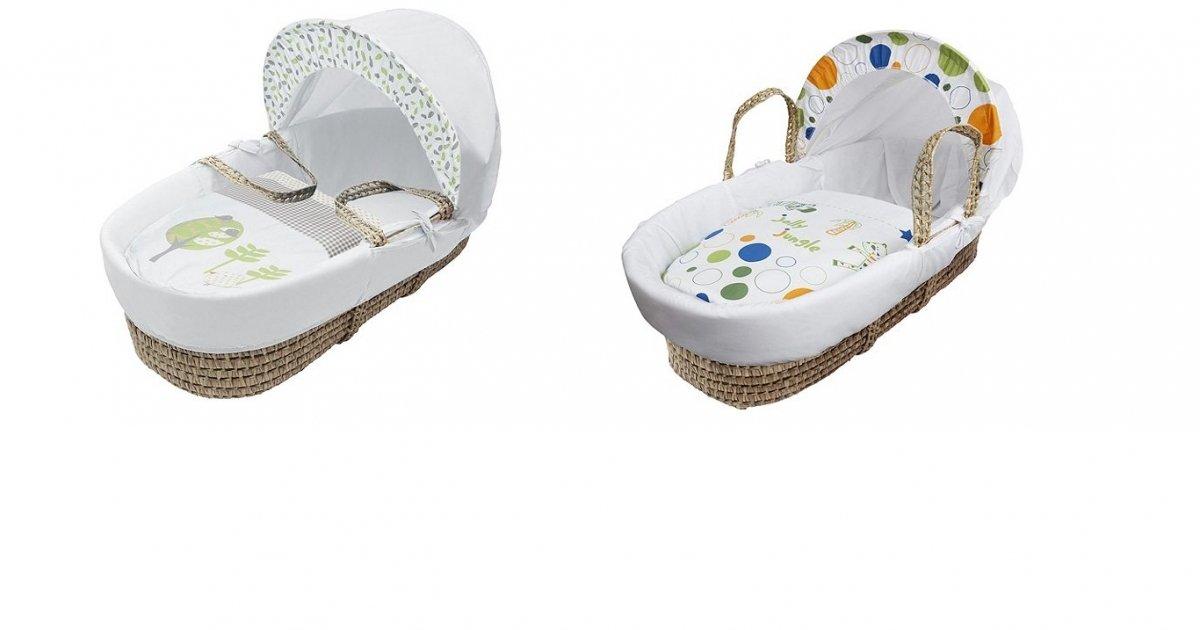 Baby Gift Basket Asda : Kinder valley three little birds moses basket ?