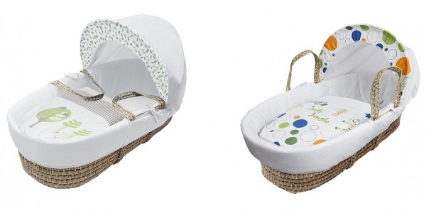 Kinder Valley Three Little Birds Moses Basket £12.65 @ Tesco Direct (Expired)