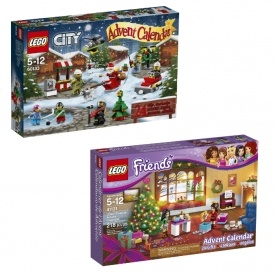 Lego City/Friends Advent Calendar £14.97