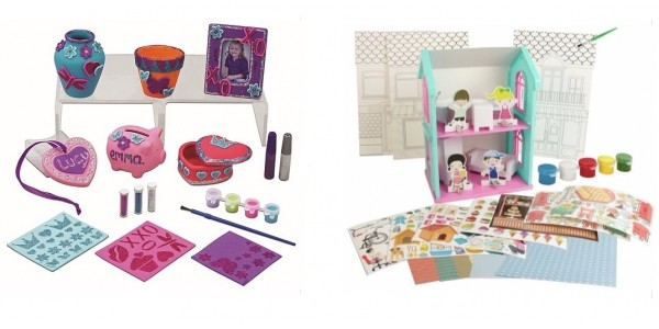 Chad Valley Paint Your Own Ceramic Set £7.99 @ Argos