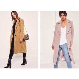 25% Off Coats & Jackets @ Missguided
