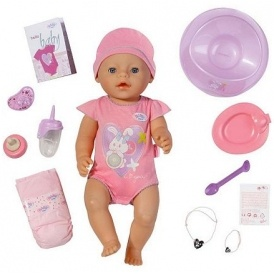 Baby Born Interactive Doll Now £22