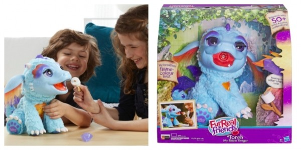 Where To Buy FurReal Friends Torch My Blazin' Dragon In The UK Christmas 2016