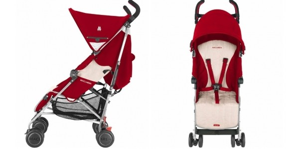 Maclaren Quest Stroller Scarlet/Wheat £90 Delivered @ Mothercare (Expired)