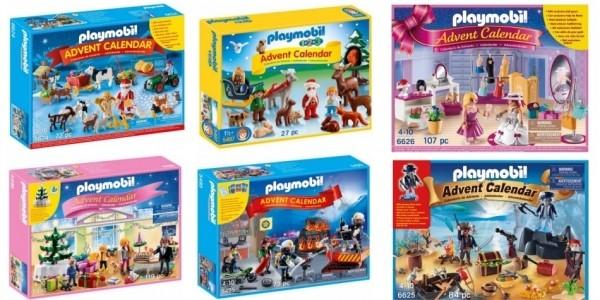 Playmobil Advent Calendars From £14 @ Asda George
