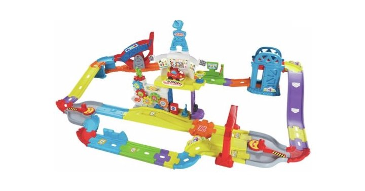 vtech toot toot drivers super rc raceway playset 20 was. Black Bedroom Furniture Sets. Home Design Ideas