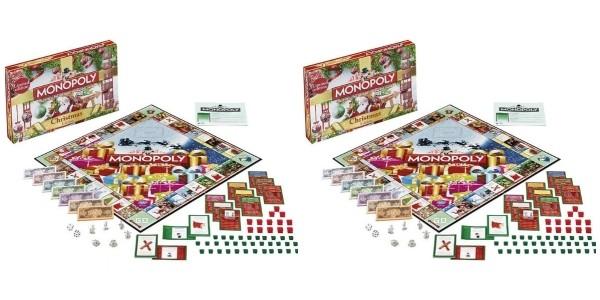 Monopoly Christmas Edition £20.97 @ Groupon
