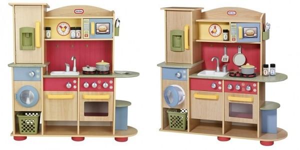 Little Tikes Premium Wooden Kitchen £99.95 @ Tesco Direct