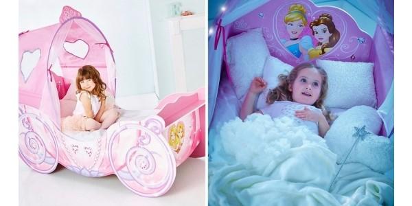 Disney Princess Carriage Toddler Bed £199.99 @ Mothercare