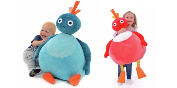 Twirlywoos Jumbo Huggable Soft Toys £19.99 (was £39.99) @ Argos