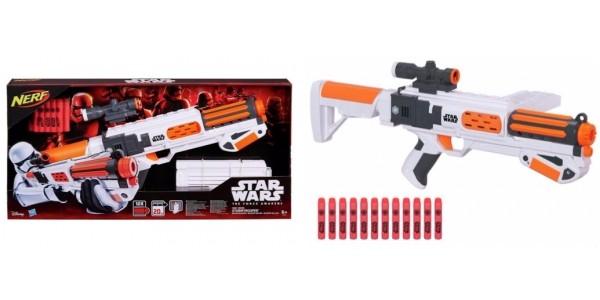 Star Wars Episode 7 First Order Stormtrooper Nerf Blaster £14.99 (was £49.99) @ Argos