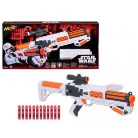 Star Wars NERF GlowStrike Captain Phasma Blaster