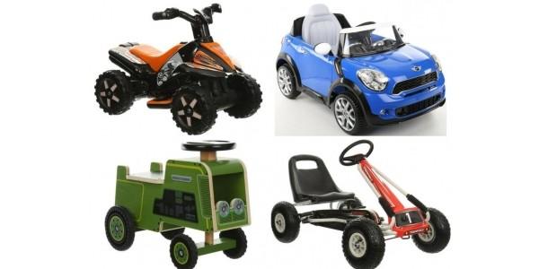 Half Price Ride On Toys @ Halfords