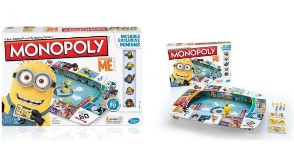 Monopoly Despicable Me Edition £9.99 @ Argos/Smyths