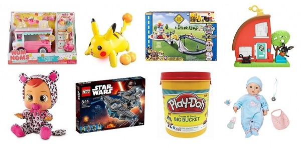 20% Off Toys When You Spend £25 Including Sale Toys (Using Code) @ Debenhams