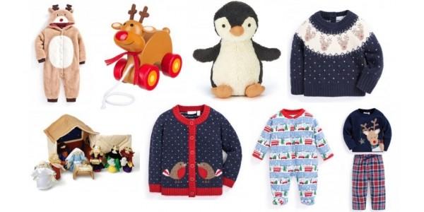 Baby Christmas Range Now Available @ JoJo Maman Bebe