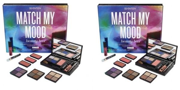 Star Gift: Seventeen Match My Mood Beauty Box £20 @ Boots.com