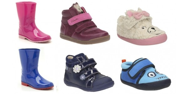 FREE Next Day Delivery (Worth £5.95) On Children's Shoes (With Code) @ Clarks
