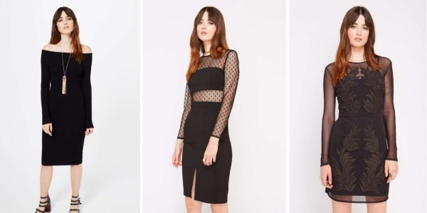 20 Dresses For £20 Each With Free Delivery TODAY ONLY @ Miss Selfridge