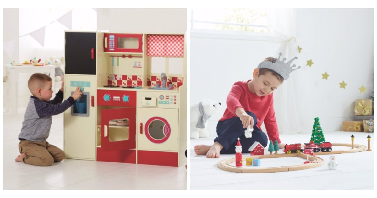 spend 50 on wooden toys get 20 off asda george. Black Bedroom Furniture Sets. Home Design Ideas
