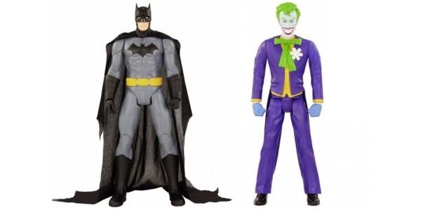 Batman & Joker 20 Inch Figure Twin Pack £19.99 (was £49.99) @ Argos