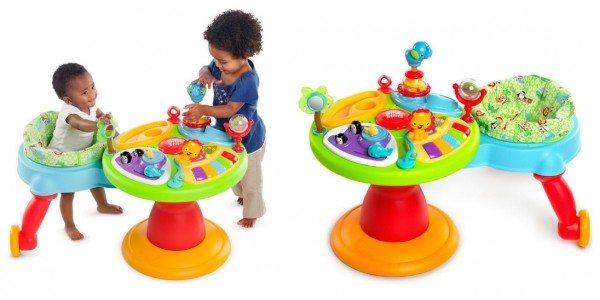 Bright Starts 3-in-1 Around We Go Activity Centre £69.99 Using Code @ Smyths Toys (Expired)