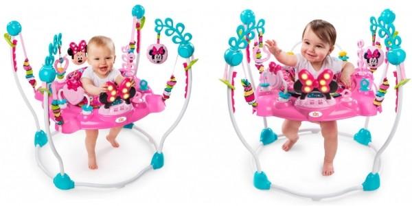 Disney Minnie Mouse Peekaboo Activity Jumper £64.99 (was £99.99) @ Smyths Toys