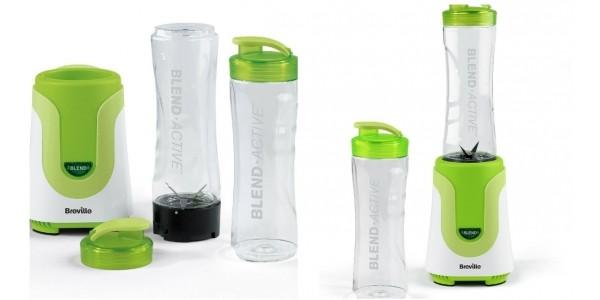 Breville VBL062 Blend Active Personal Blender, 300 W (White/Green) £15.79 @ Amazon