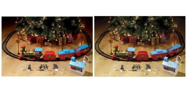 Christmas Tree Train £11.99 @ Studio