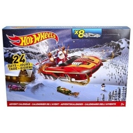 Hot Wheels Advent Calendar £10